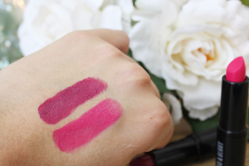 Lord and Berry Lipsticks Vogue Purple Rain Absolute Intensity Fuchsia