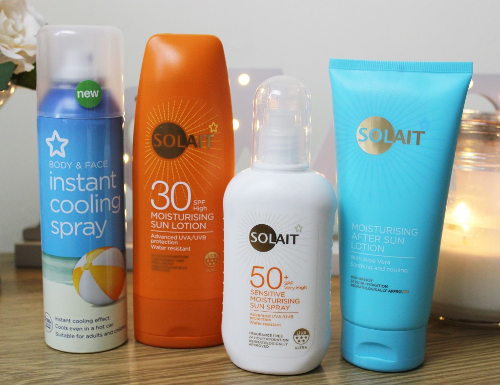 Superdrug Solait Sun Care Suncream