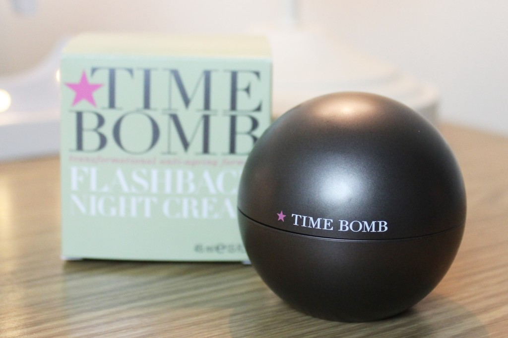 Time Bomb Cosmetics Flashback Night Cream