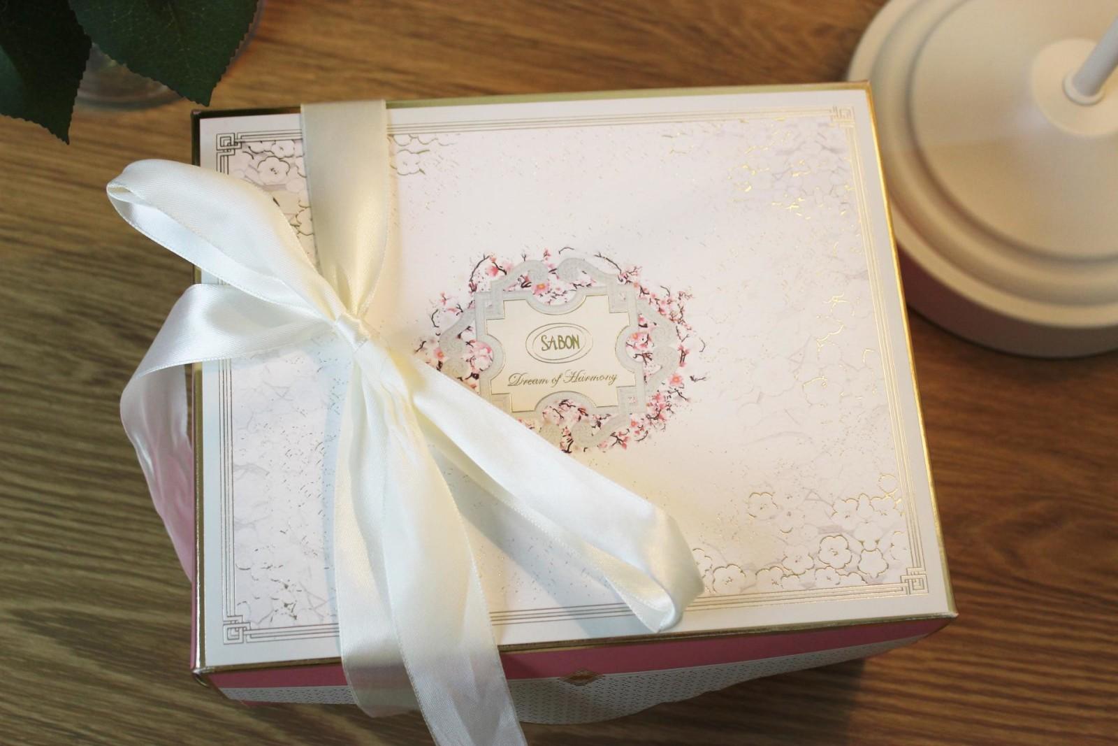 Sabon gift set