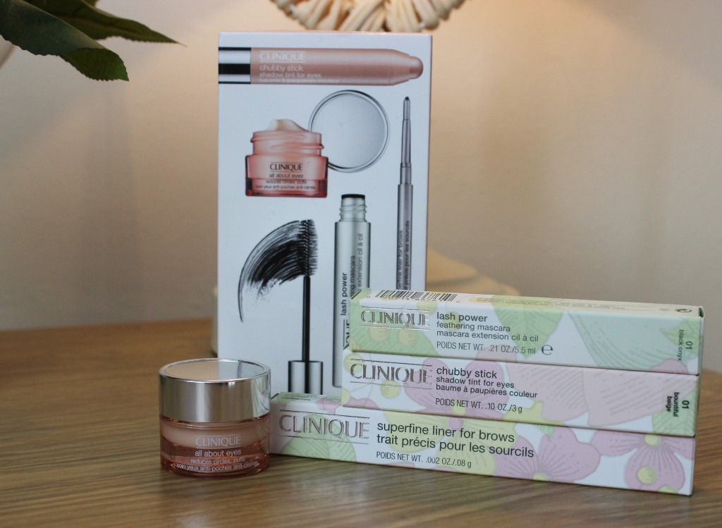 World Duty Free Haul Clinique All About Eyes