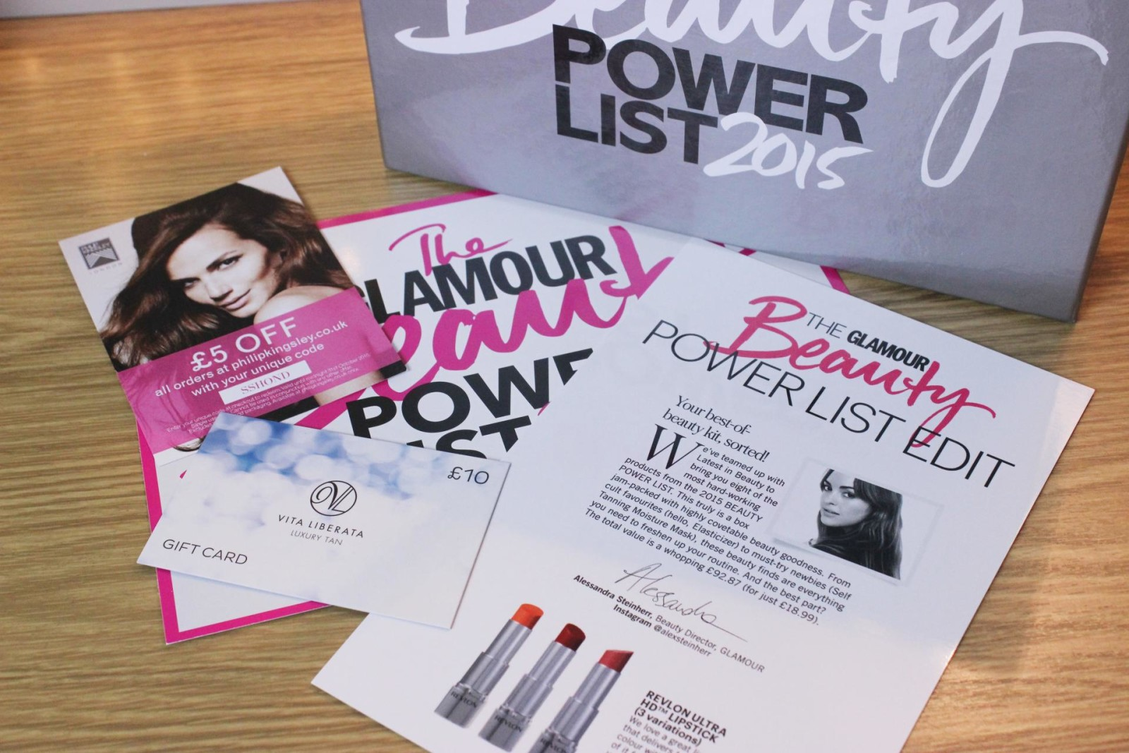 Latest in Beauty Glamour Beauty Power List 2015