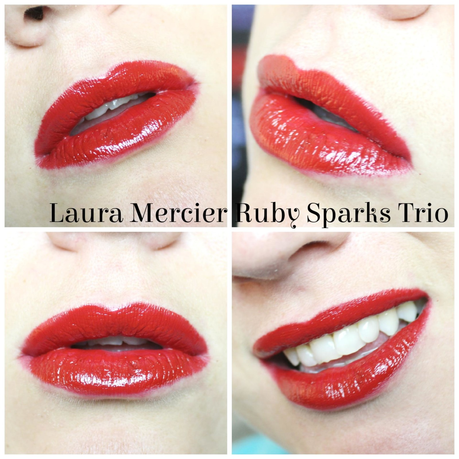 Laura Mercier Lip Trio Ruby Sparks