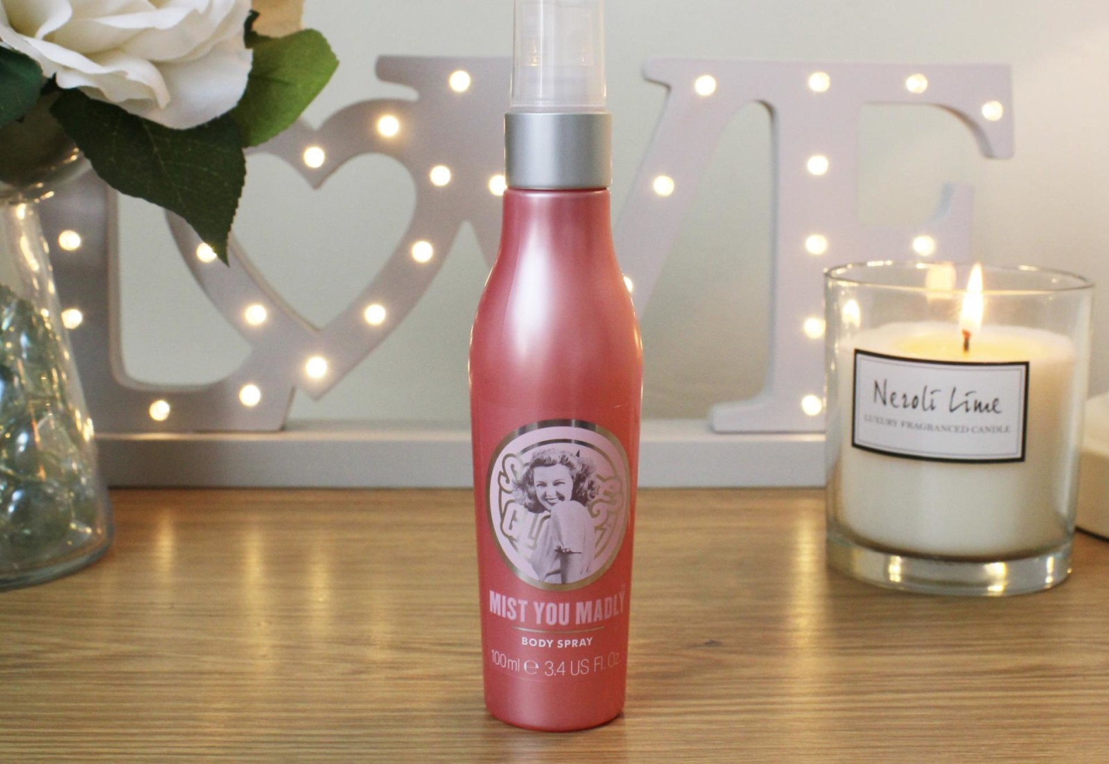 Soap and Glory Body Sprays Mist You Madly