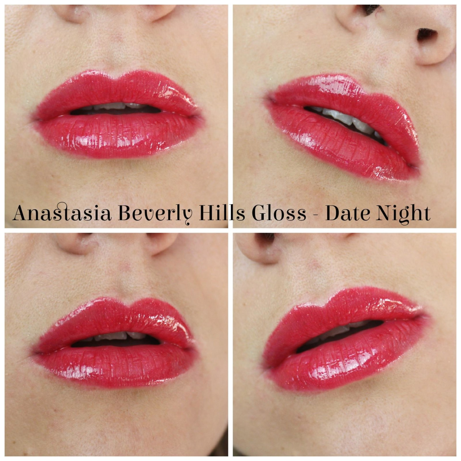 Anastasia Beverly Hills Lustrous Lip Gloss Set Date Night