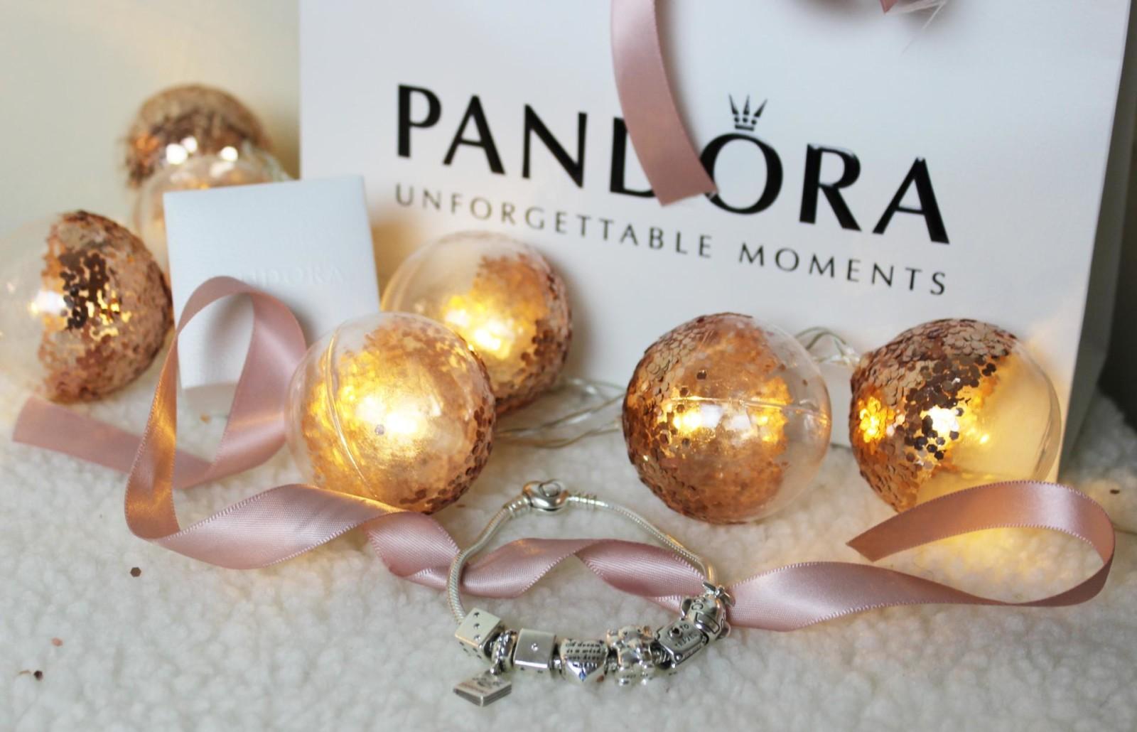My Pandora Bracelet Journey