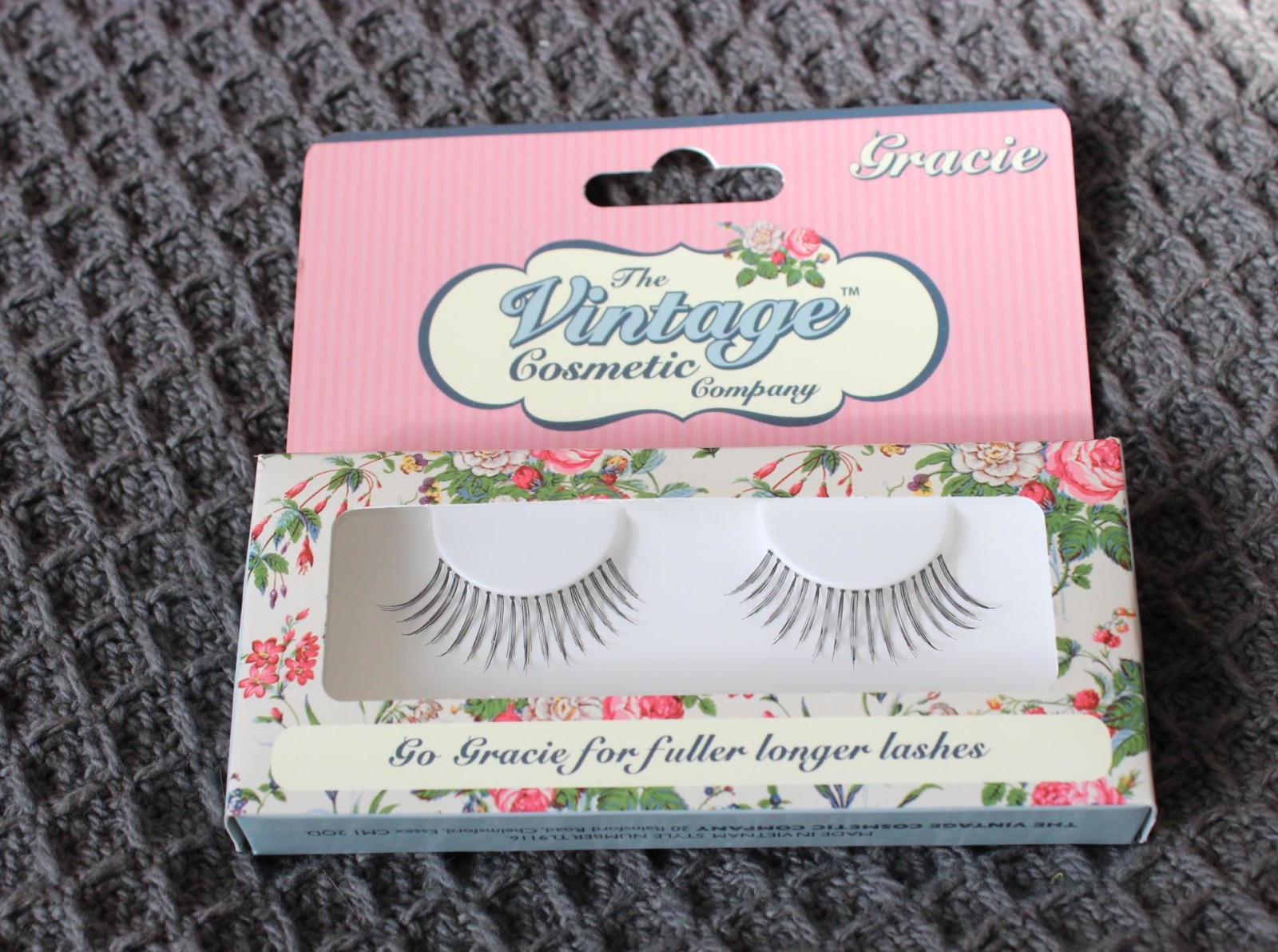 The Vintage Cosmetics Company Gracie Lashes