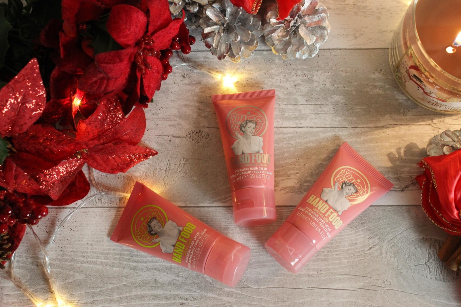Soap and Glory Christmas