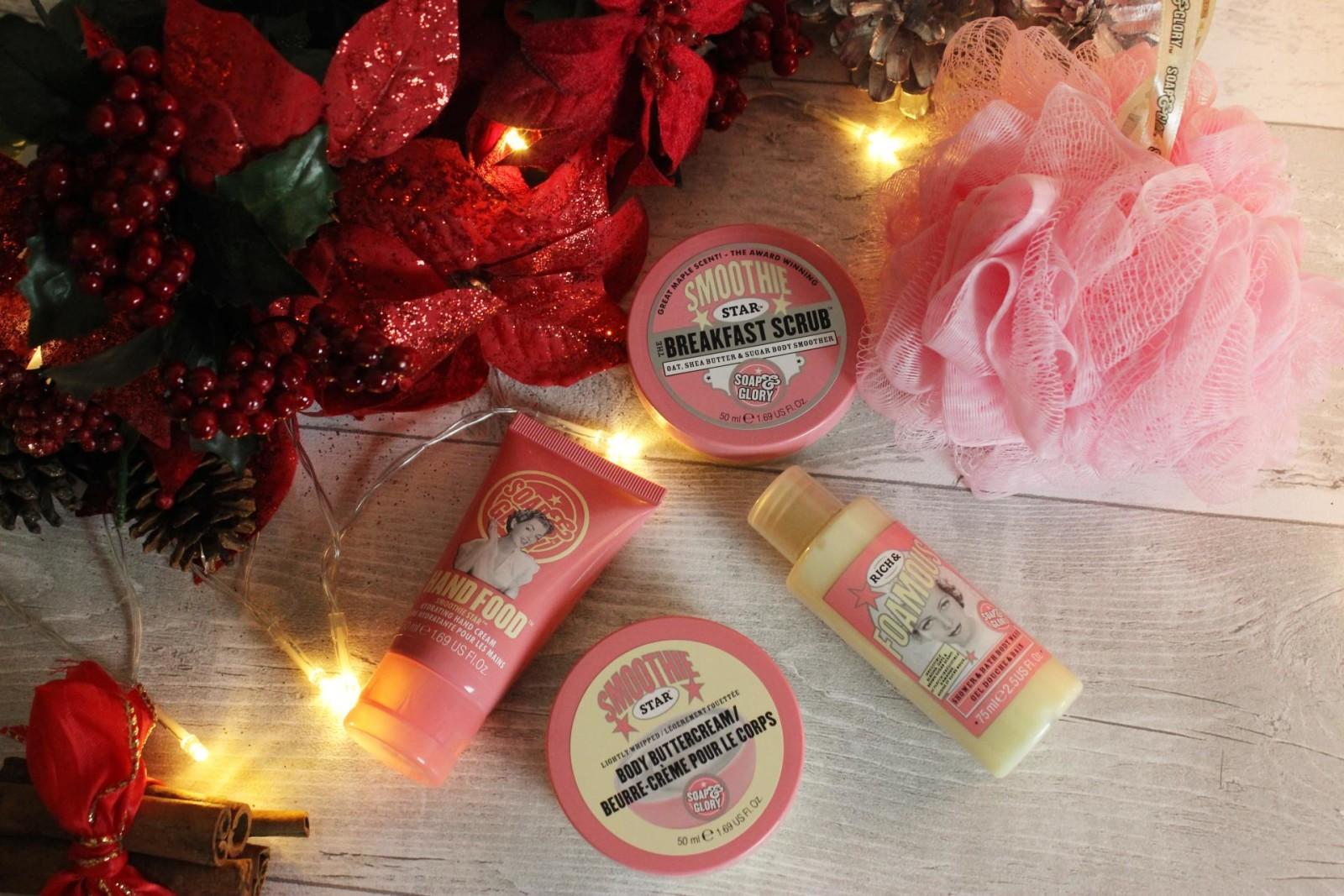 Soap and Glory Christmas