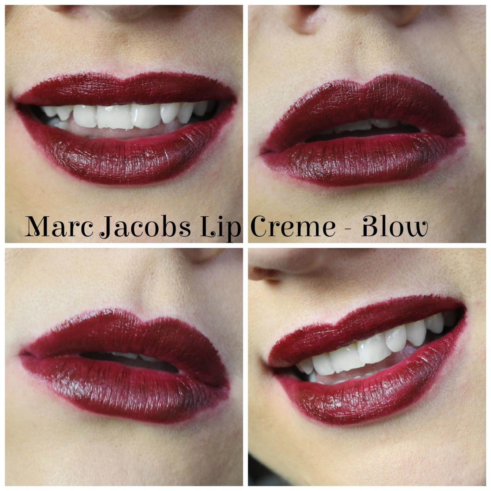 Marc Jacobs The Sofia Lip Set Blow
