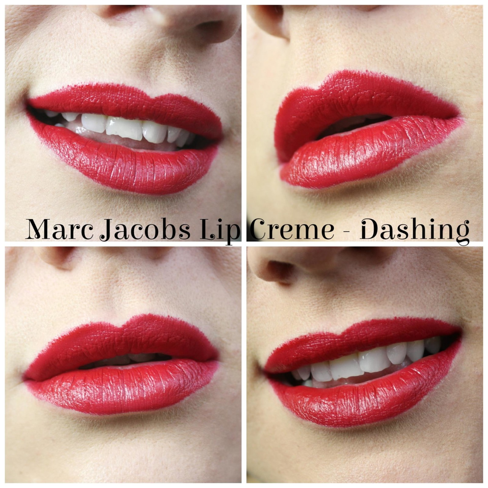 Marc Jacobs The Sofia Lip Set Dashing