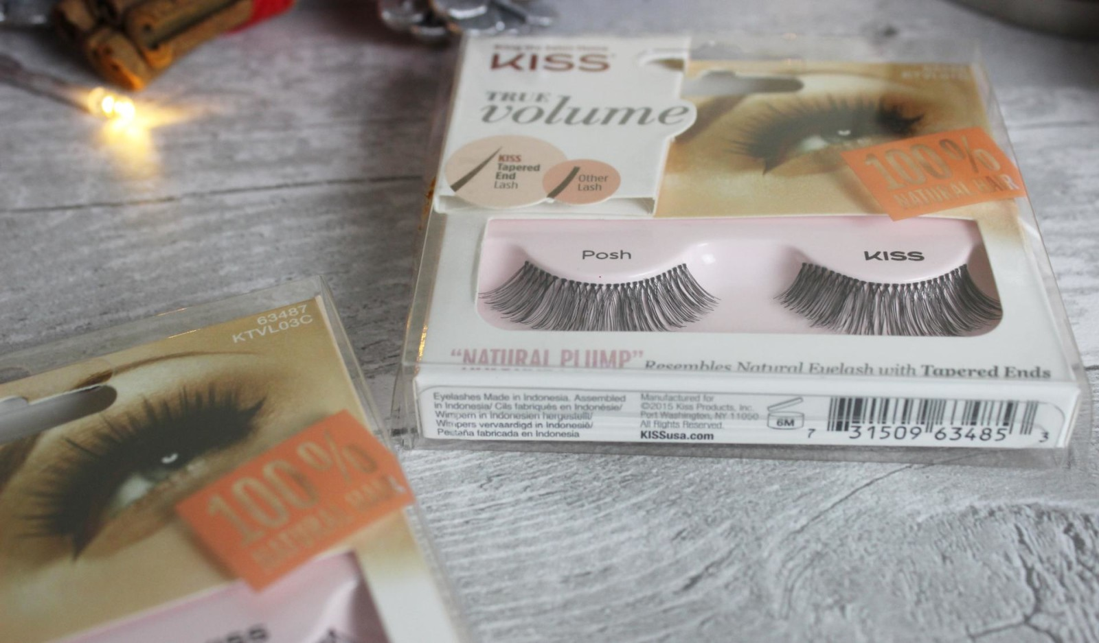 Kiss Lashes Posh