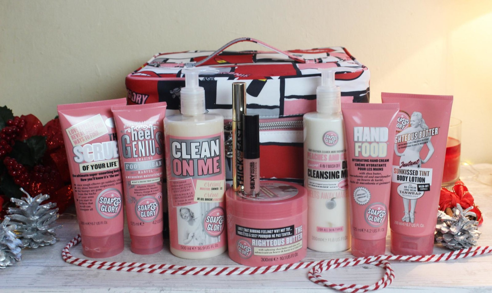 Soap and Glory It's The Whole She-Bang