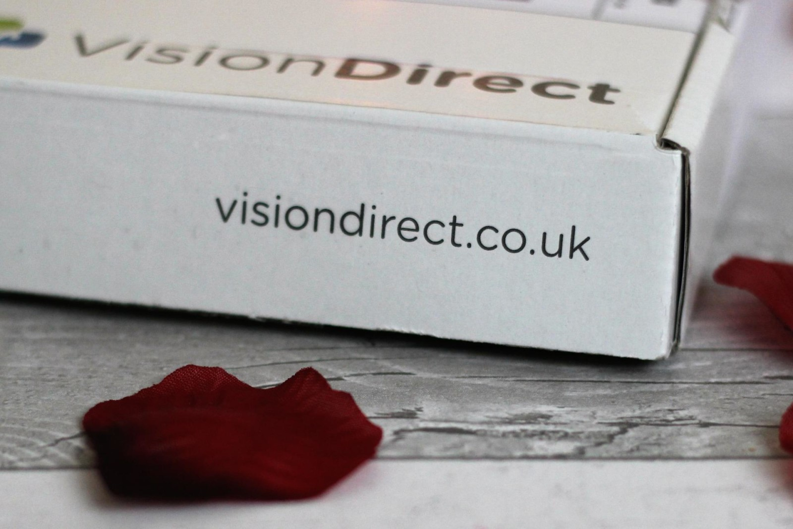 Vision Direct Turquoise Coloured Lenses
