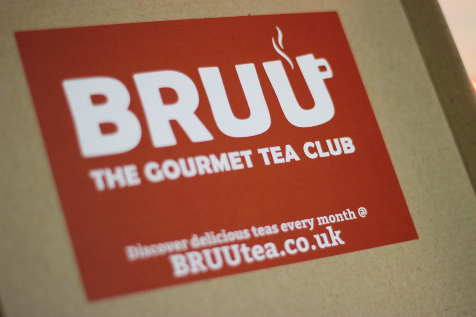Bruu - The Tea Subscription Box