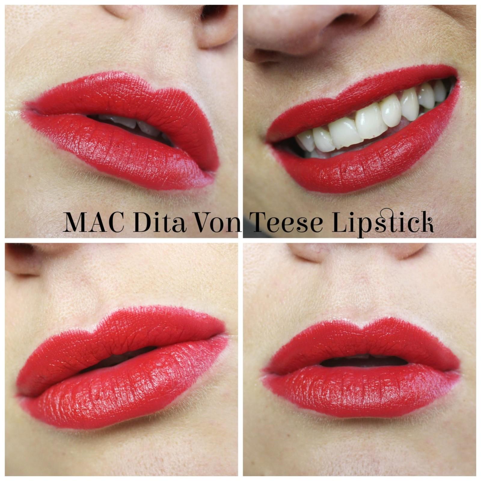 Dita Von Teese MAC Lipstick Von Teese