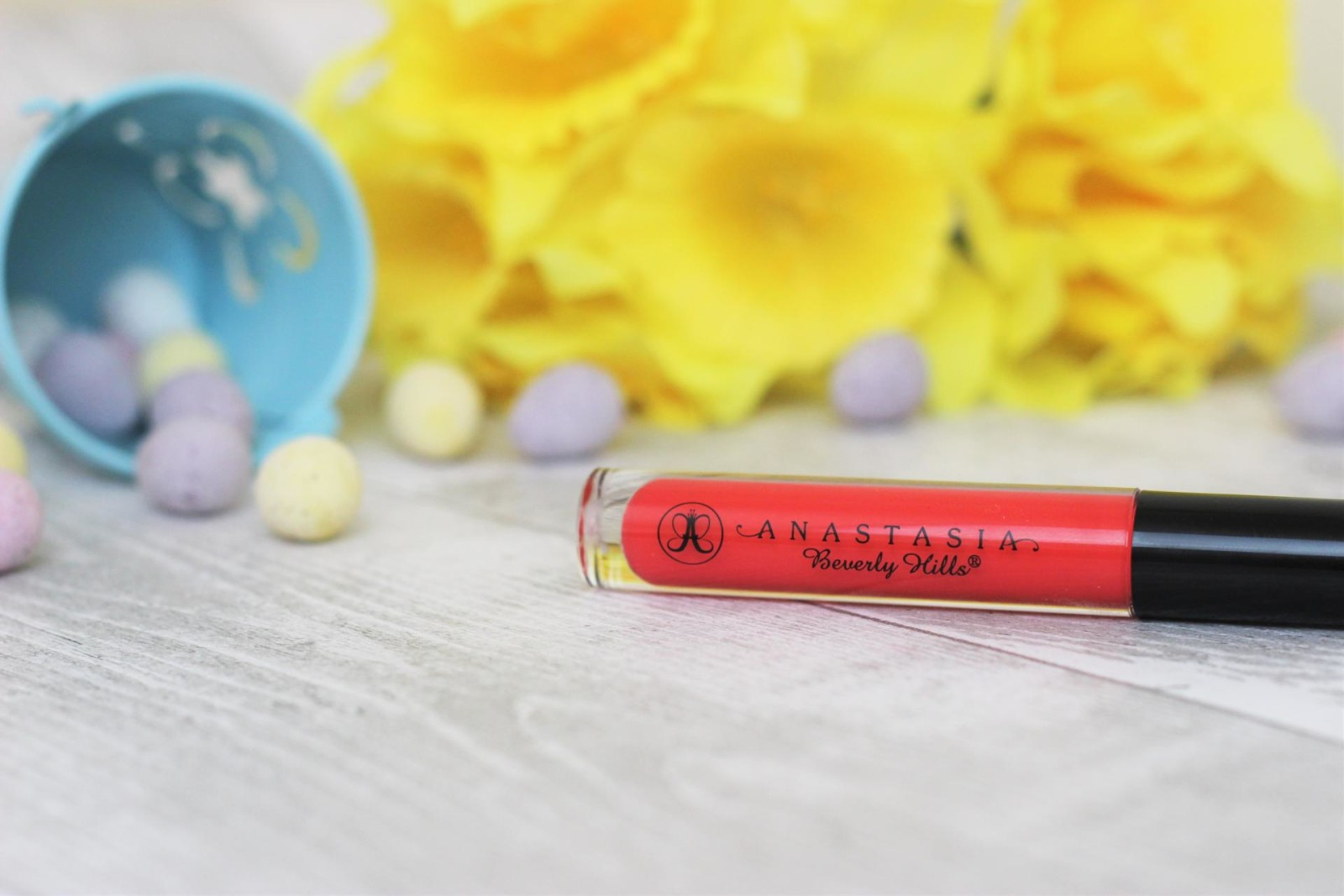Anastasia Beverly Hills Lip Gloss in Hibiscus