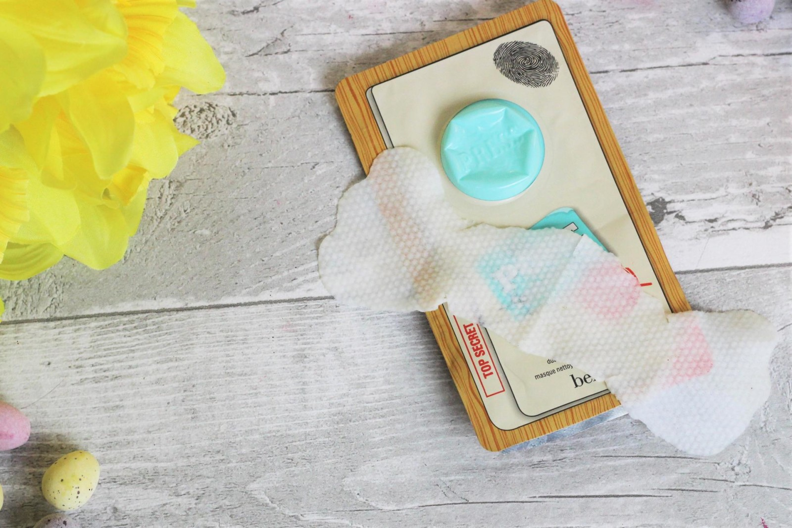 Benefit The POREfessional Matte Rescue & Instant Wipeout Masks