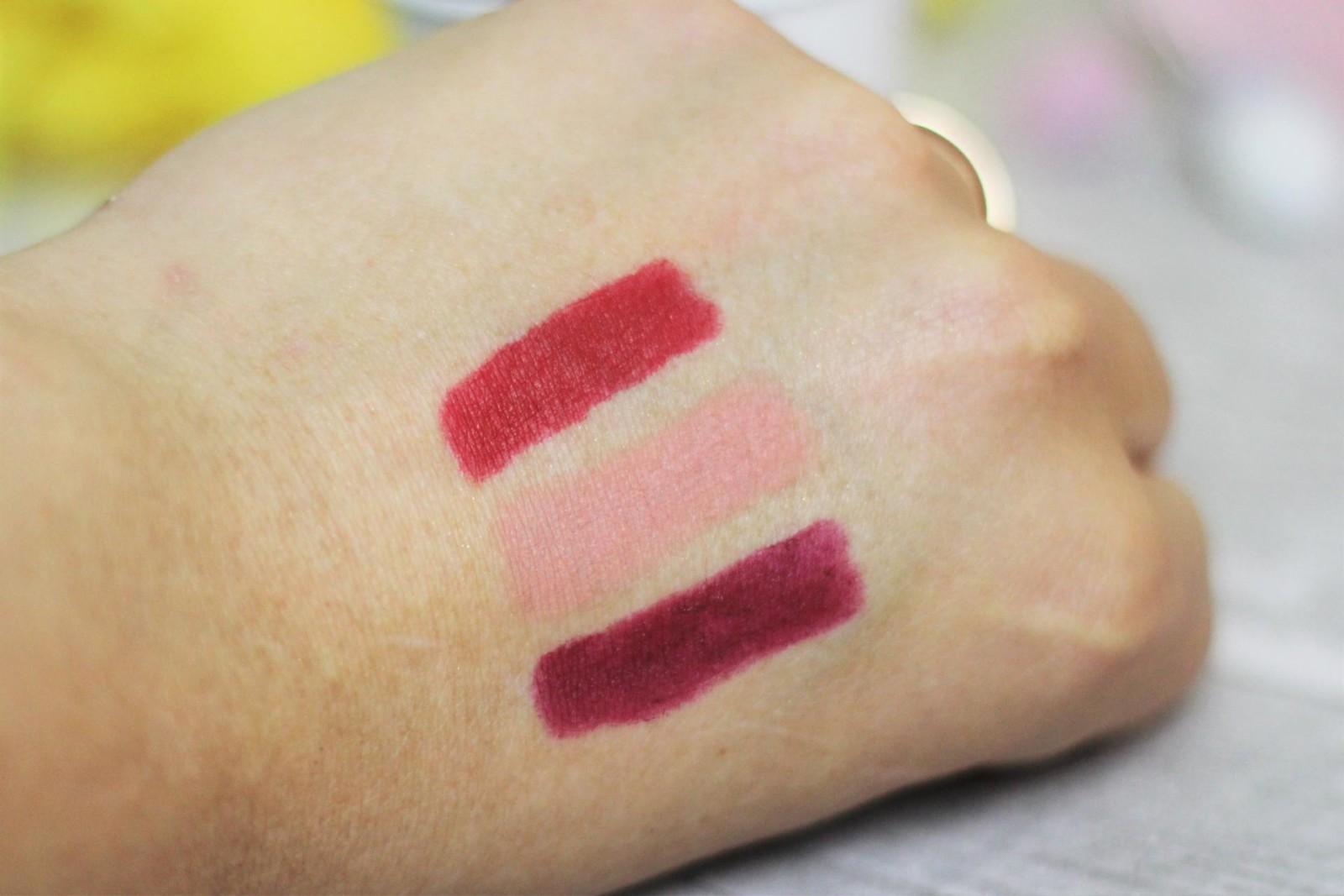 LOC by Birchbox Vibrant Matte Lipsticks