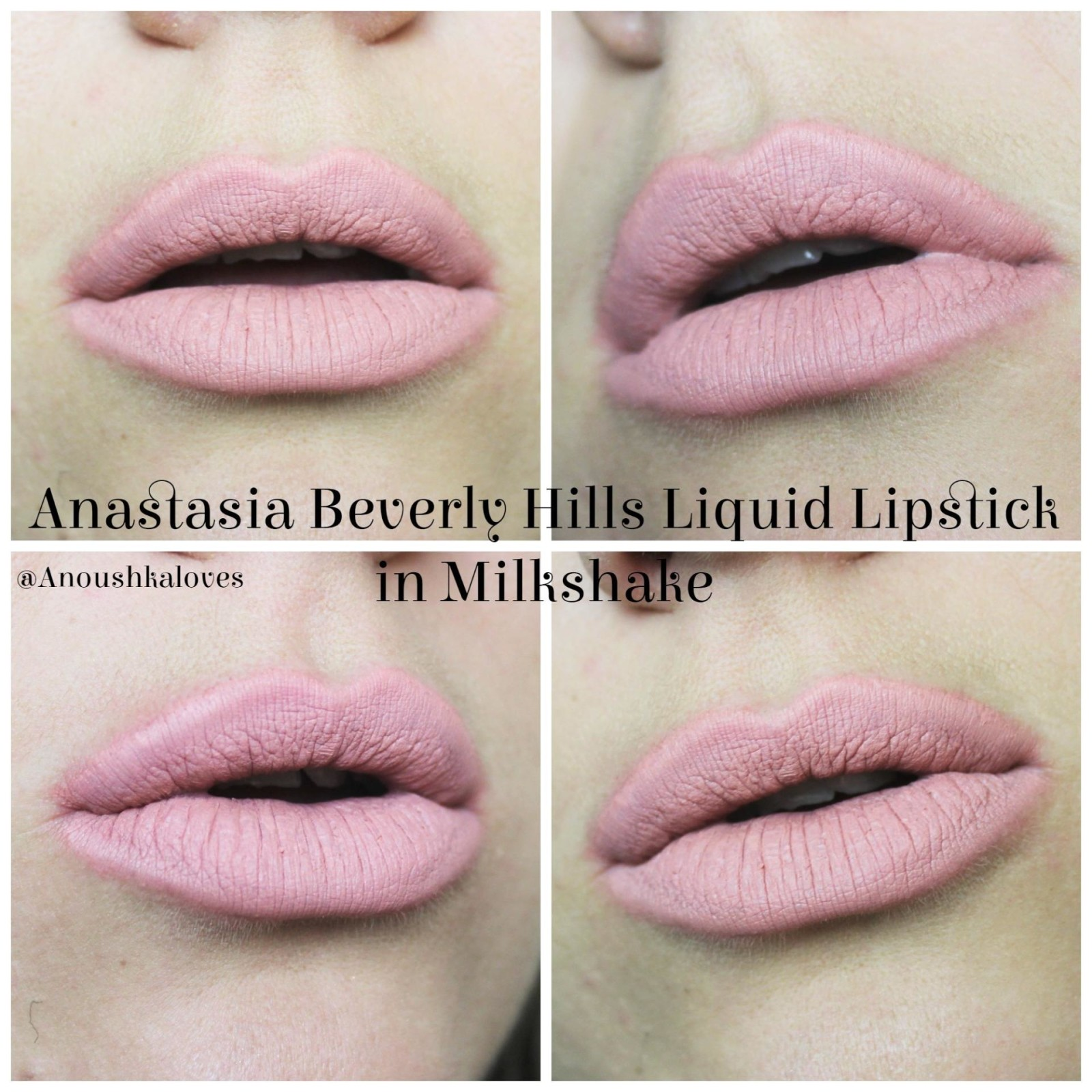 Anastasia Beverly Hills Pure Hollywood & Milkshake