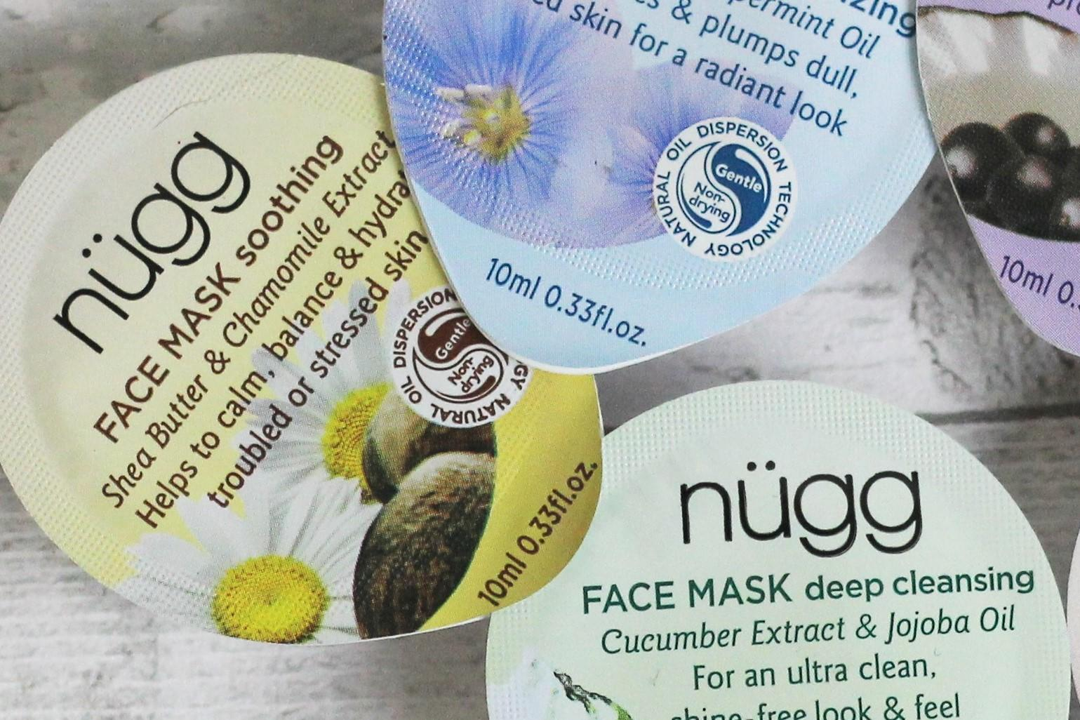 Nugg Beauty Face Masks