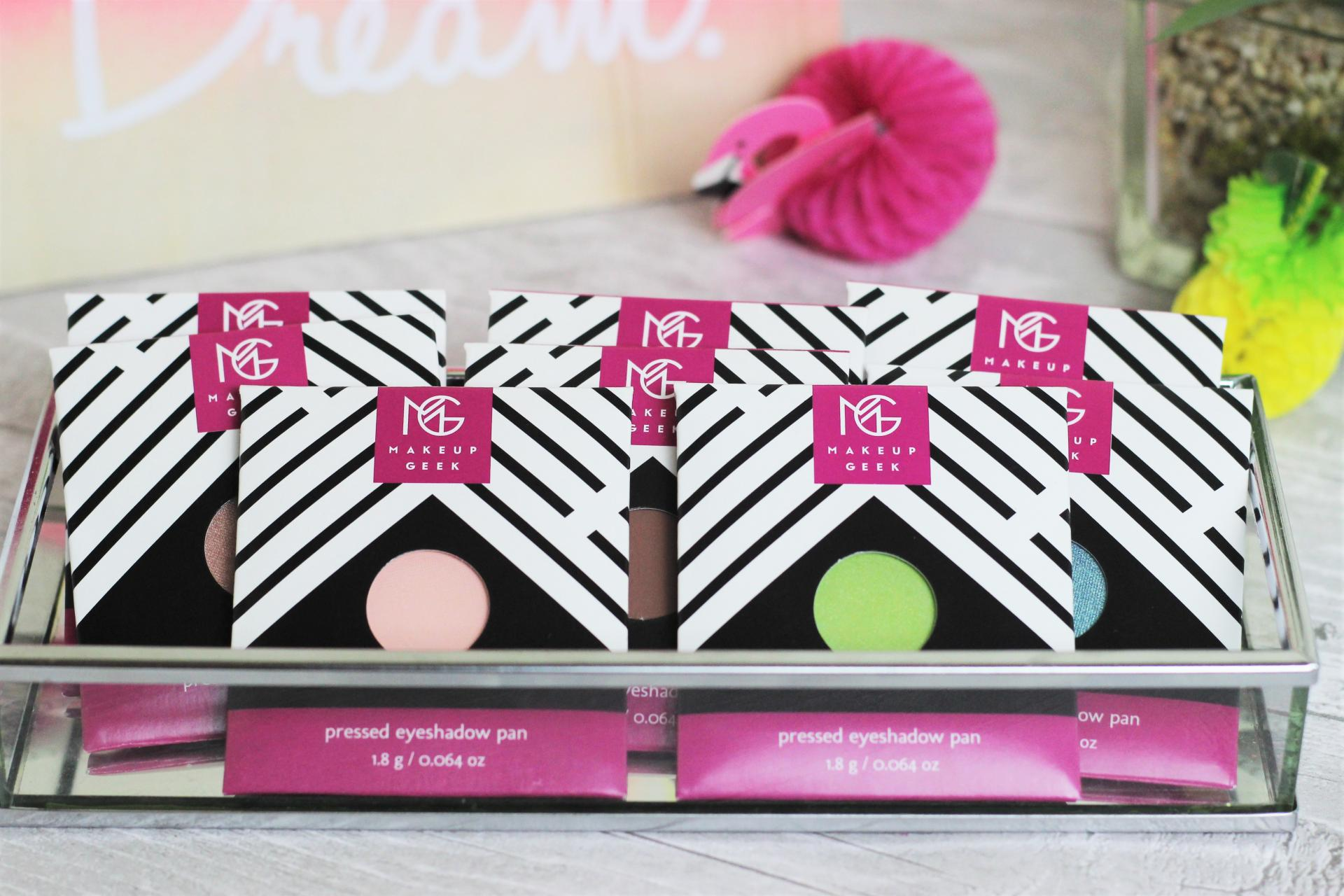 Revisiting Makeup Geek Eye Shadows