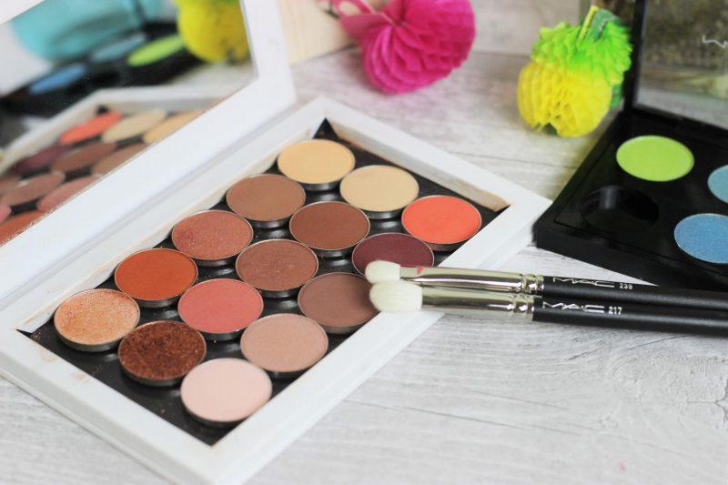 Revisiting Makeup Geek Eye Shadows