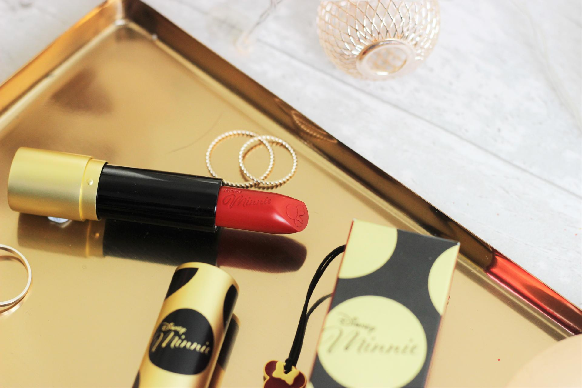 Sephora Disney Minnie Red Lipstick