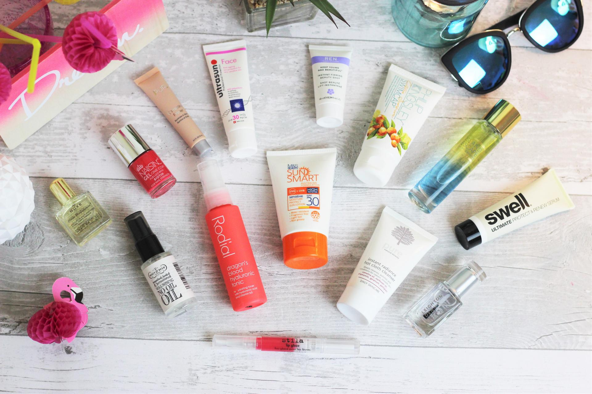 The M&S Summer Beauty Box