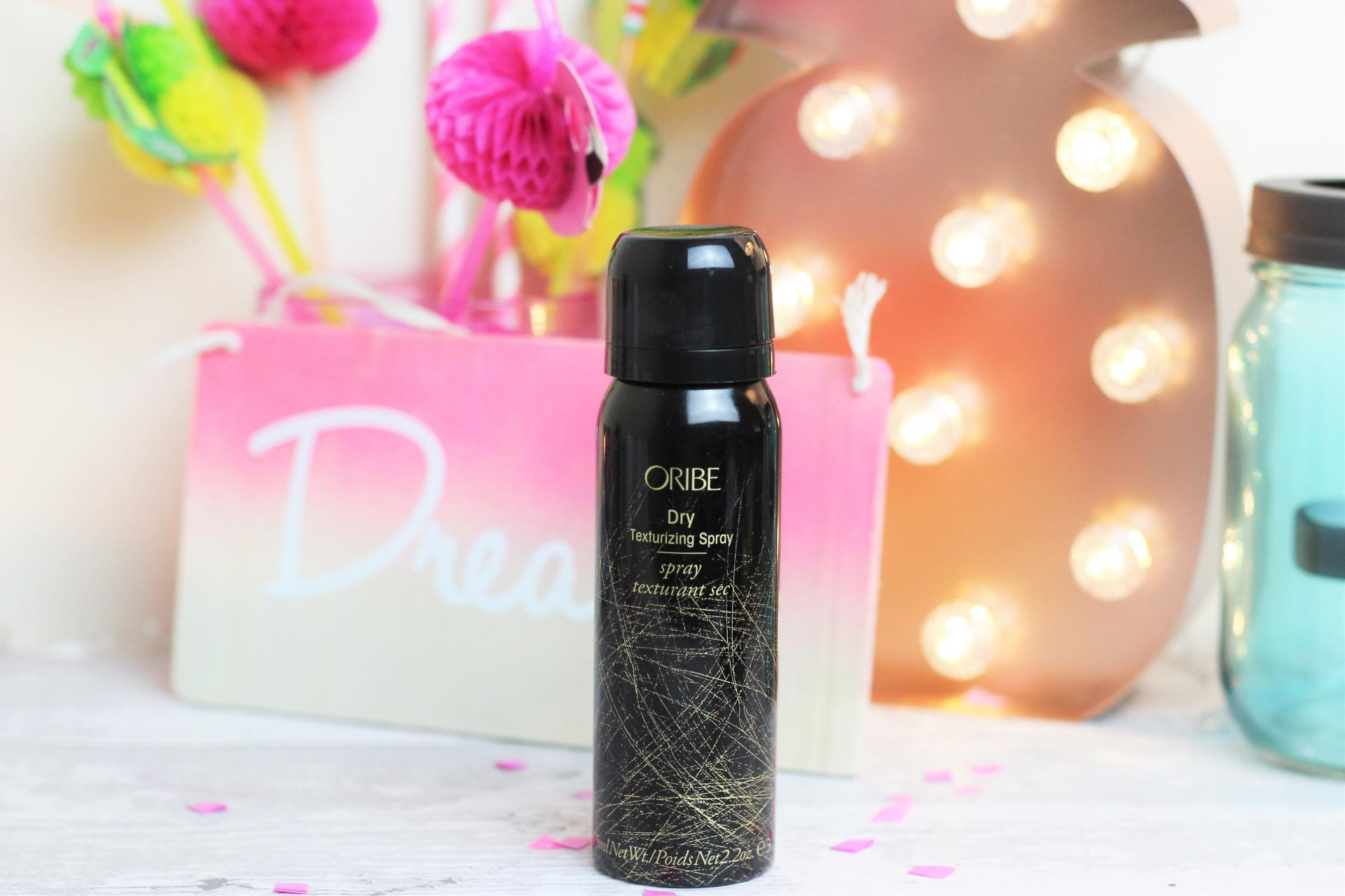 My Handbag Essentials Oribe Texturizing SPray