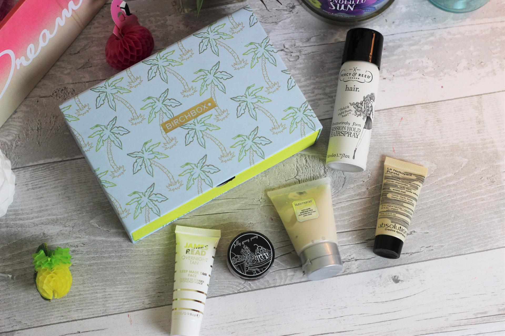 The June 2016 Birchbox
