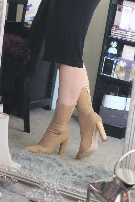 Anushka Knitted Boot