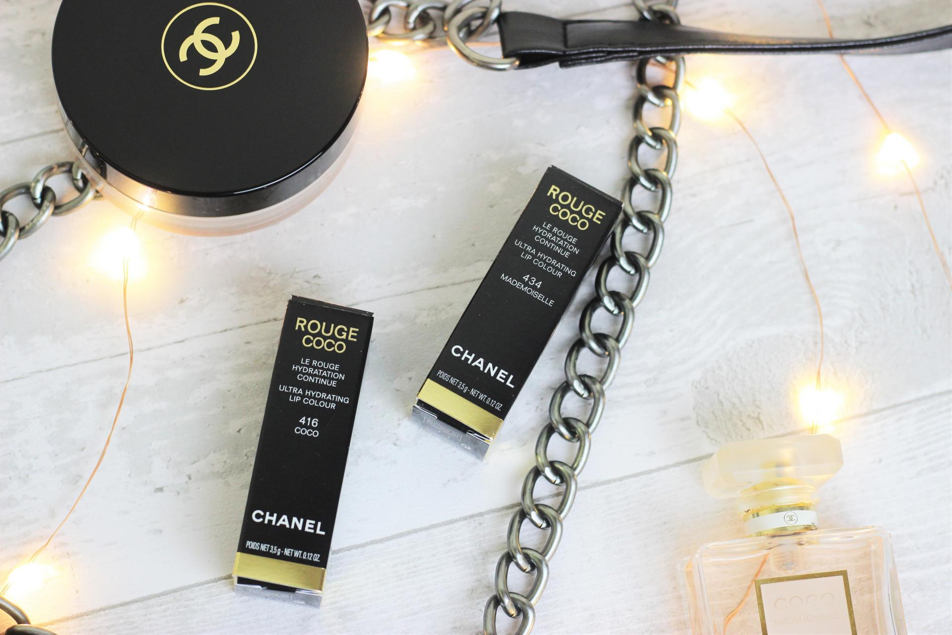 Chanel Rouge Coco Lipsticks - Coco & Mademoiselle