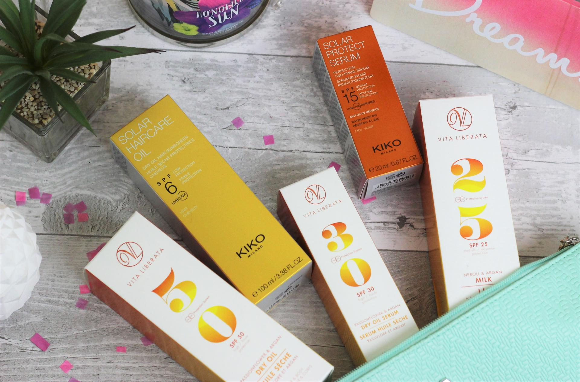 Sun Protection - Staying Safe with SPF  Vita Liberata