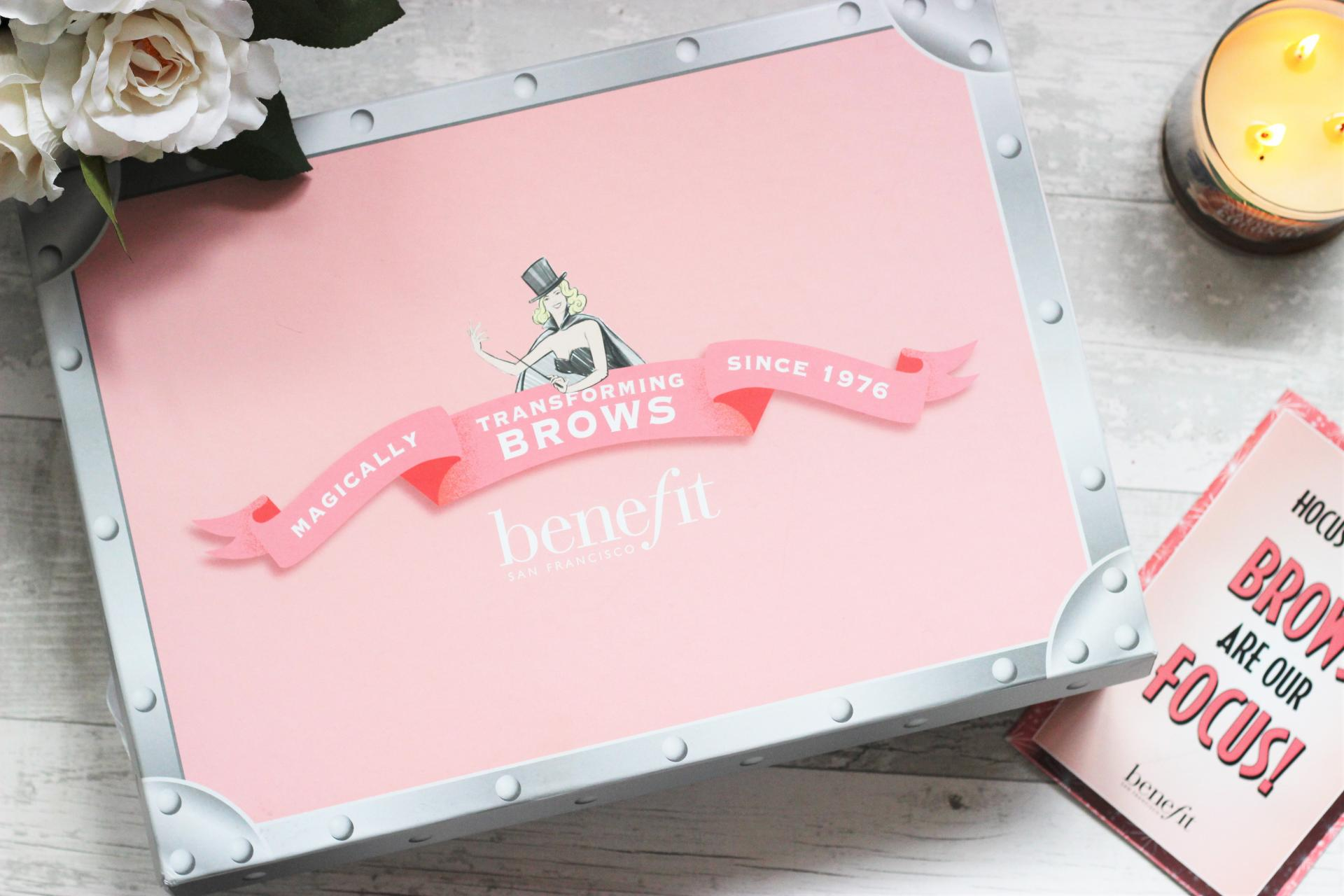 The Definitive Guide to the Benefit Brow Collection