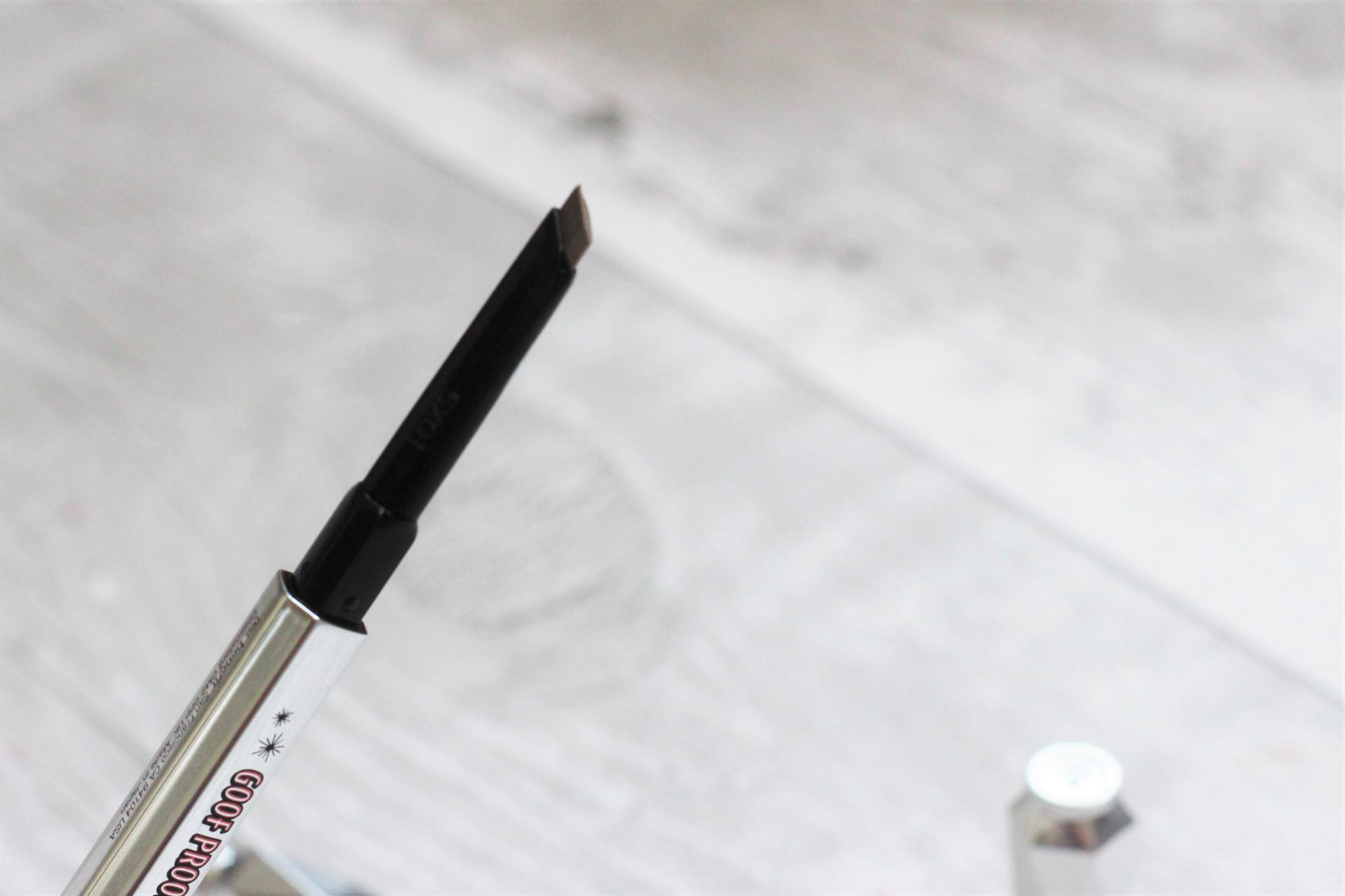 The Definitive Guide to the Benefit Brow Collection Goof Proof