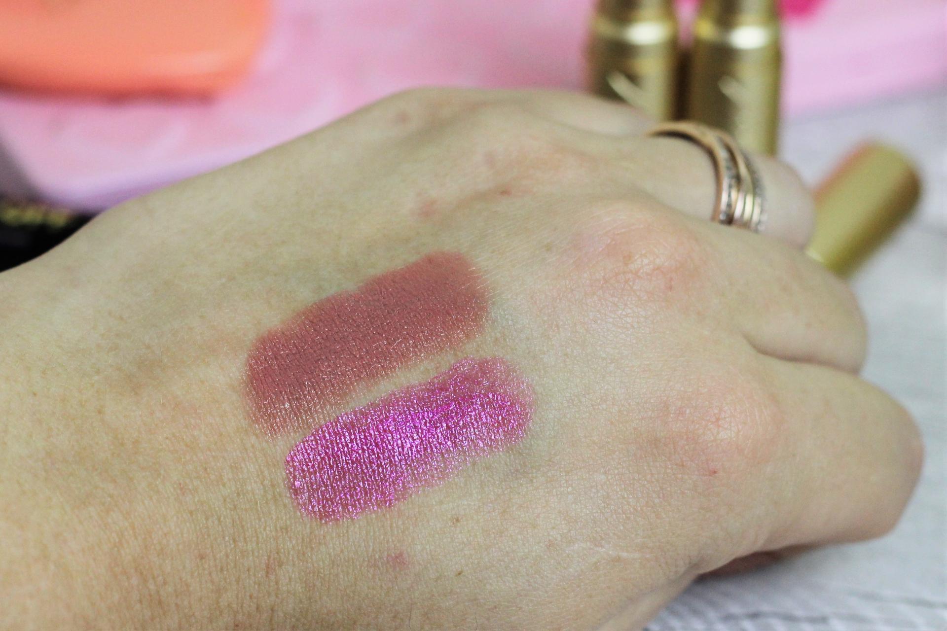 Too Faced La Créme Colour Drenched Lipsticks