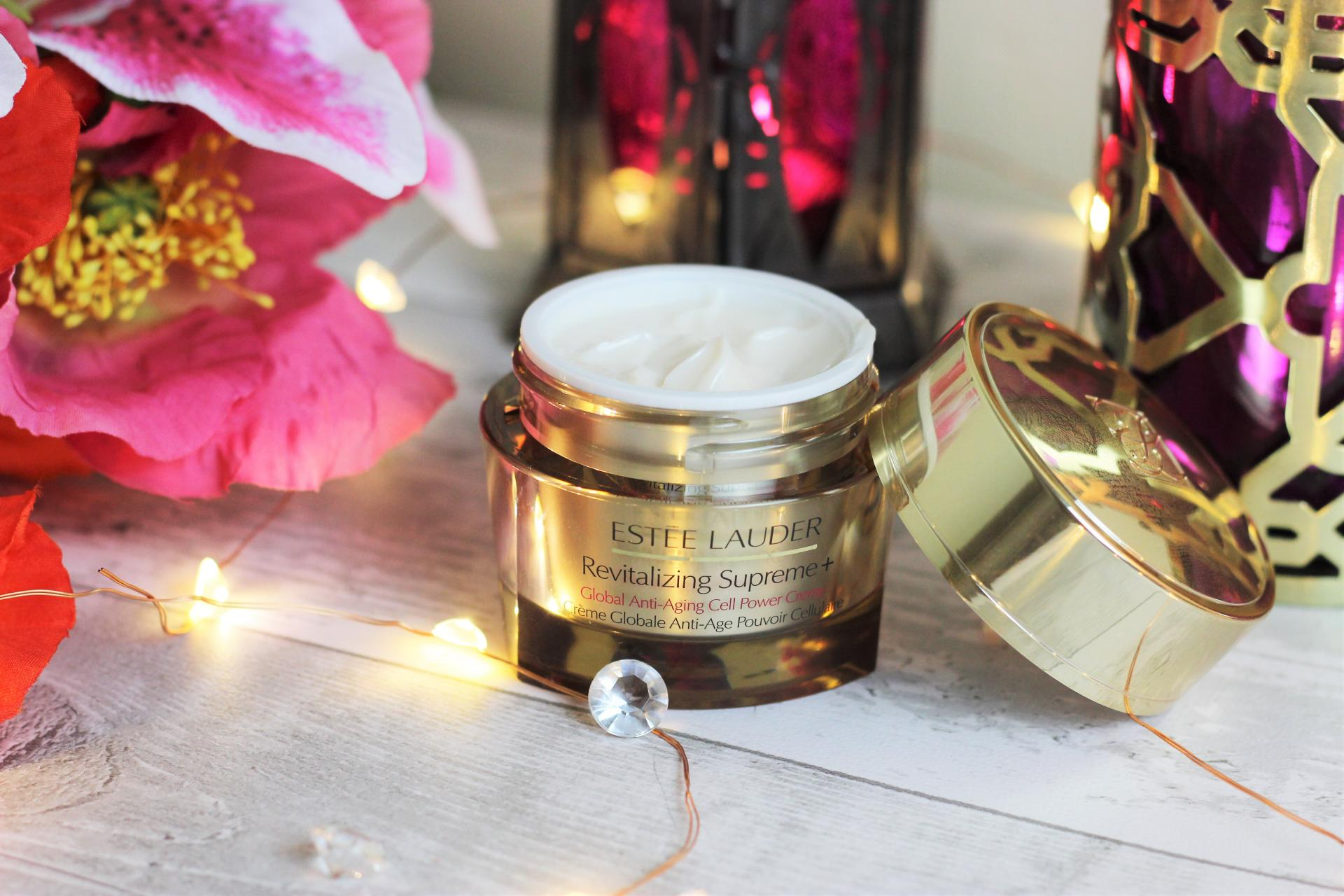 House of Fraser Beauty Event Estée Lauder Revitalizing Supreme Anti Ageing Cell New