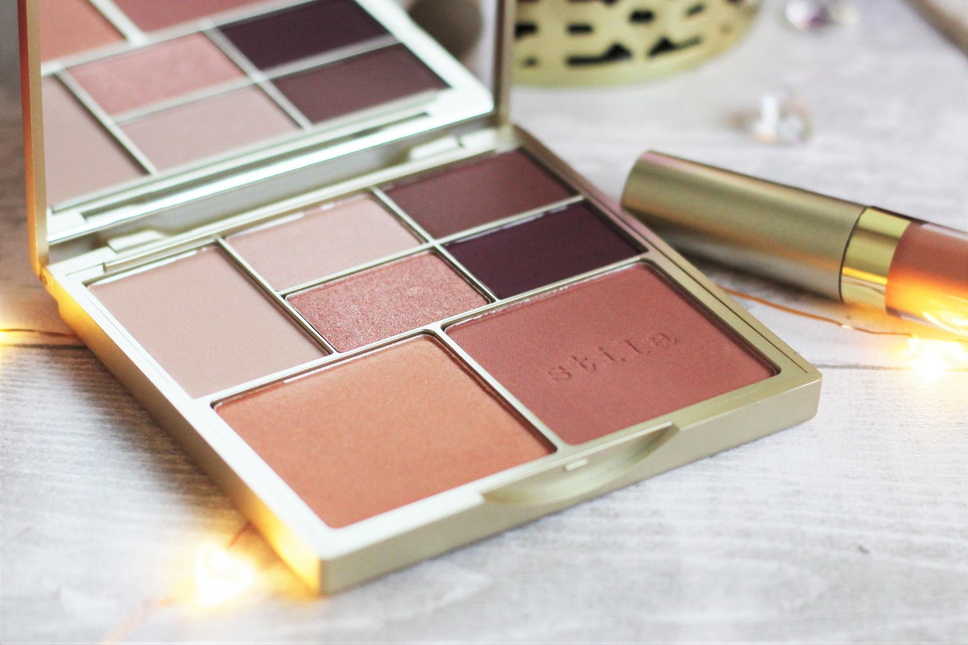 Stila Perfect Me, Perfect Hue Palette Stila Stay All Day Liquid Lipstick in Dolce