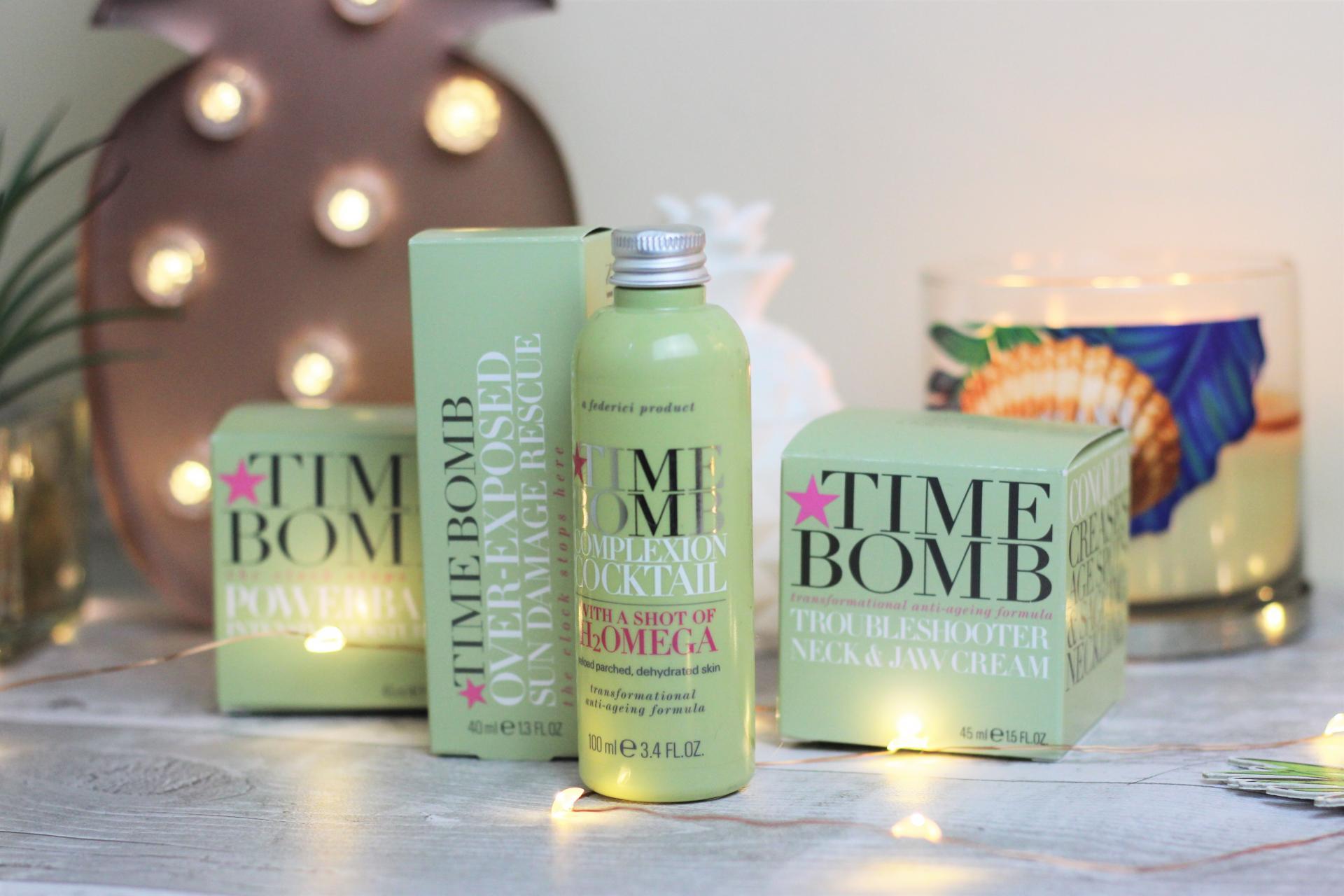 Time Bomb Skincare