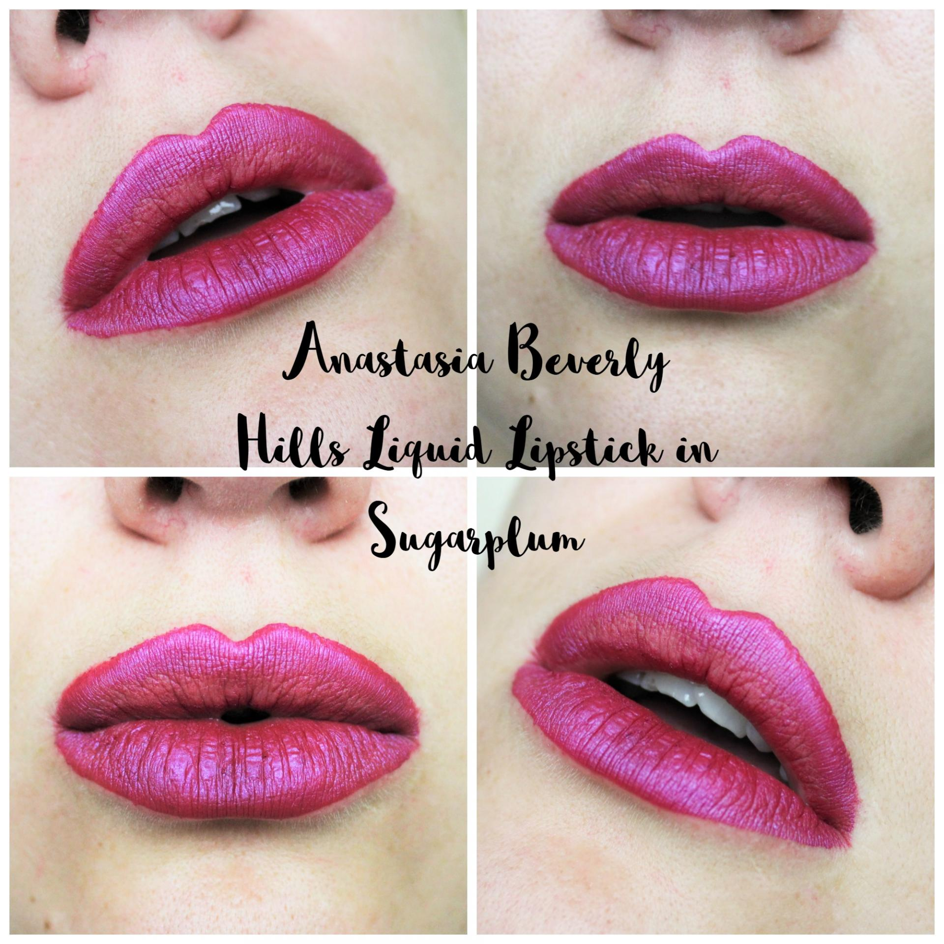 Anastasia Beverly Hills Liquid Lipstick in Sugarplum