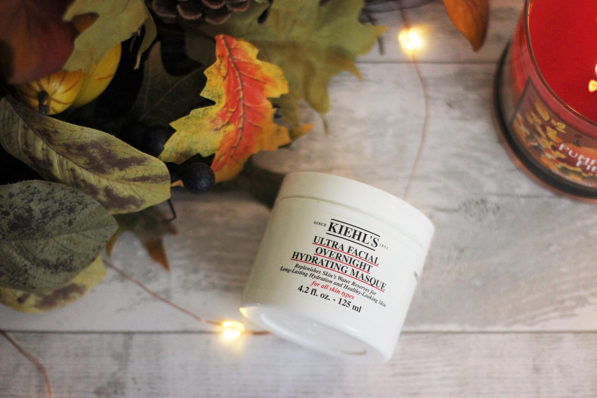 Falling in Love with Kiehls Ultra Facial Creme de Corps