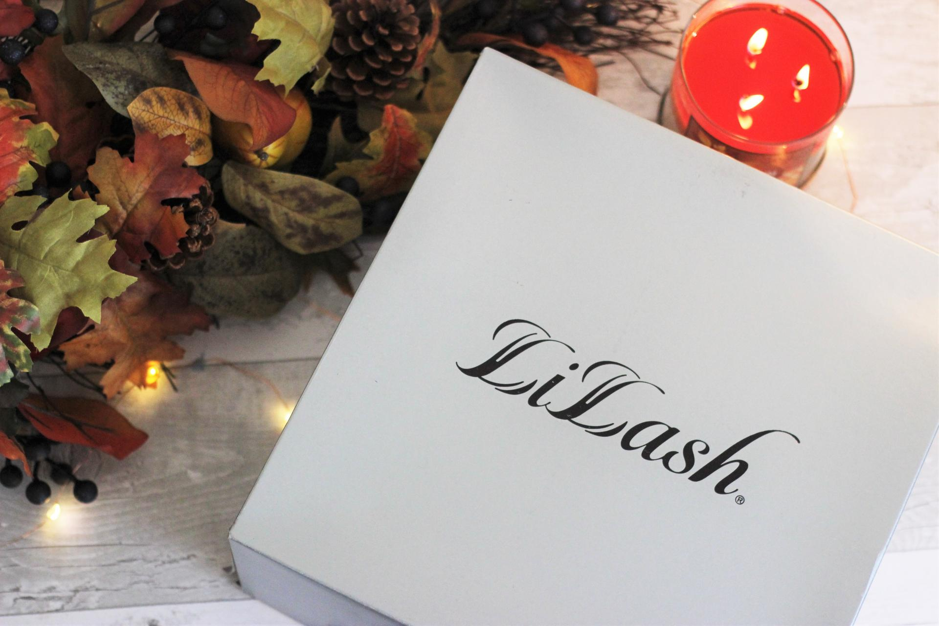 I'm a LiLash Brand Ambassador!