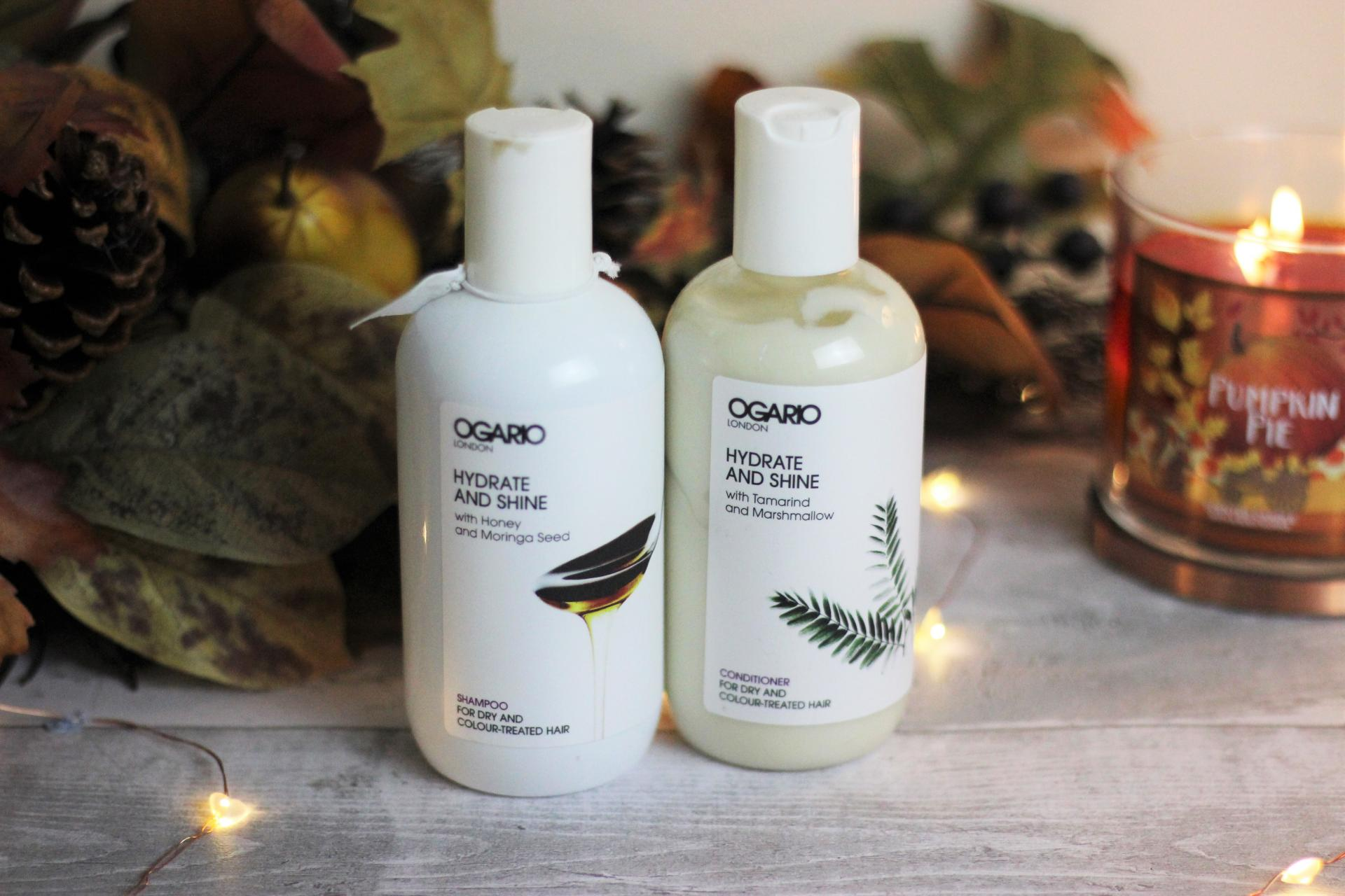 Ogario London Haircare