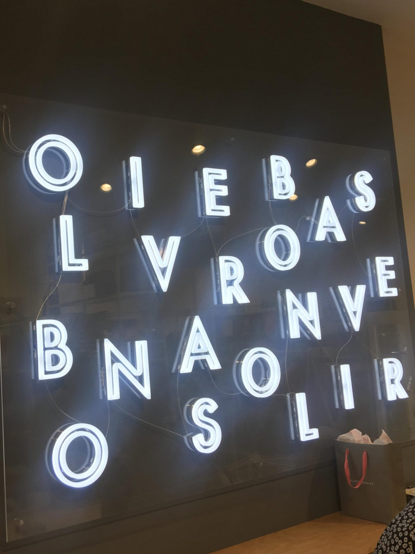Oliver Bonas at Manchester Piccadilly