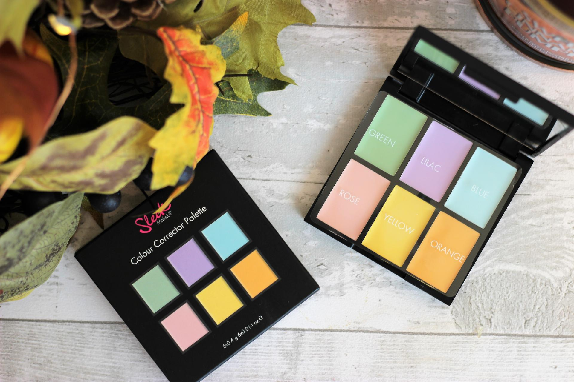 Colour Correcting and Contouring Sleek Iconic London Rodial