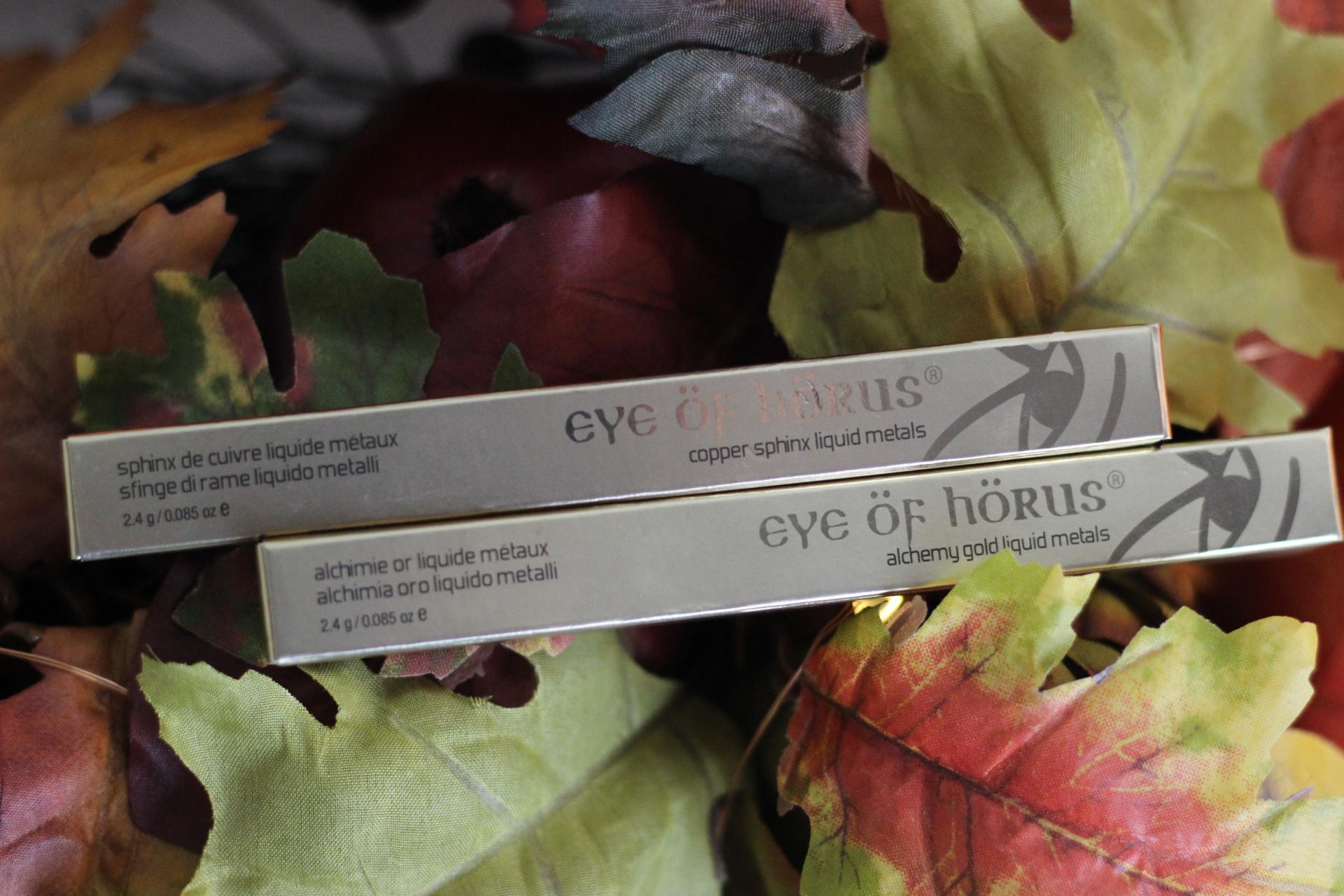 Eye of Horus Liquid Metal Eyeliner