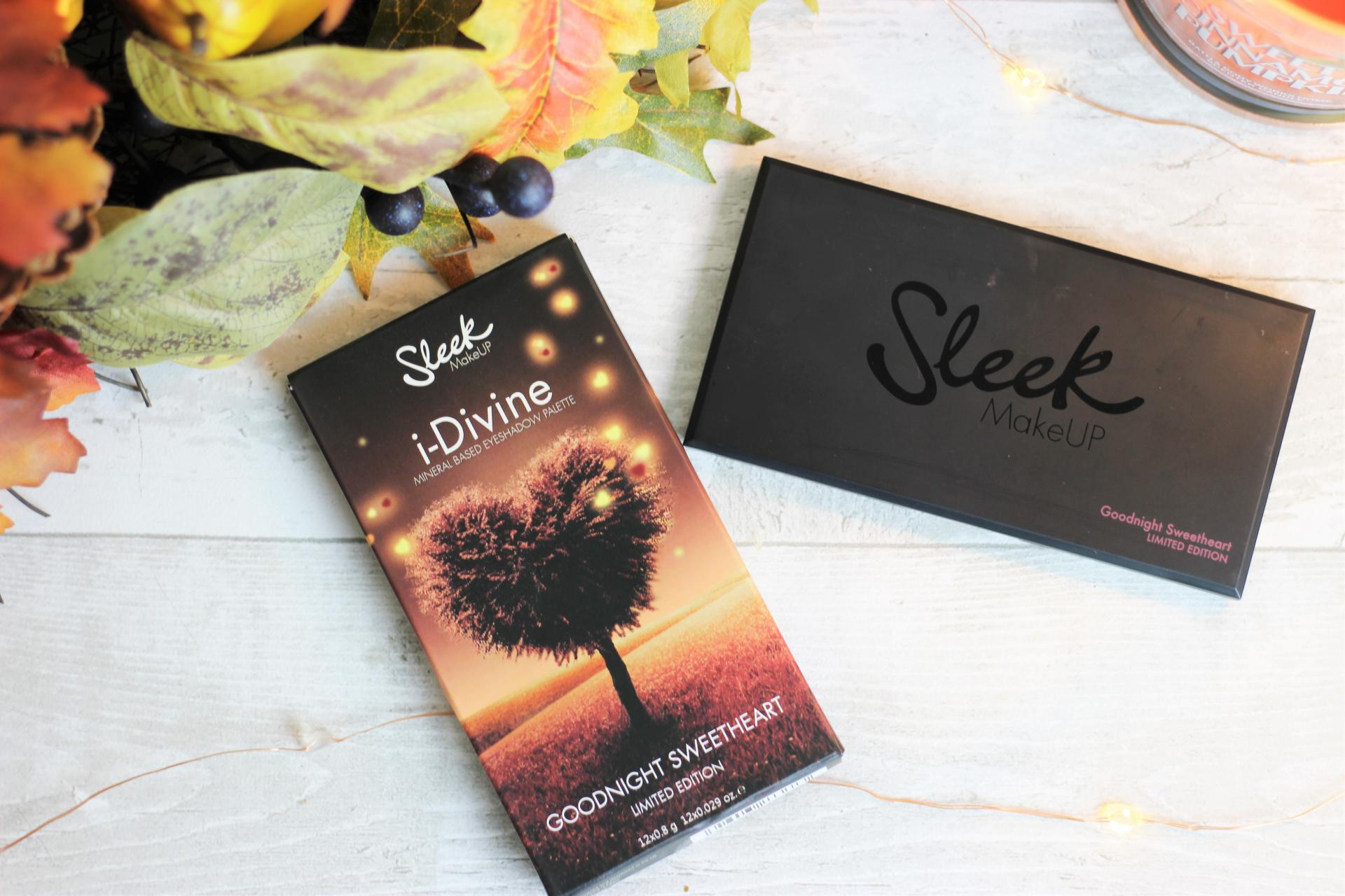 Goodnight Sweetheart Collection by Sleek Makeup