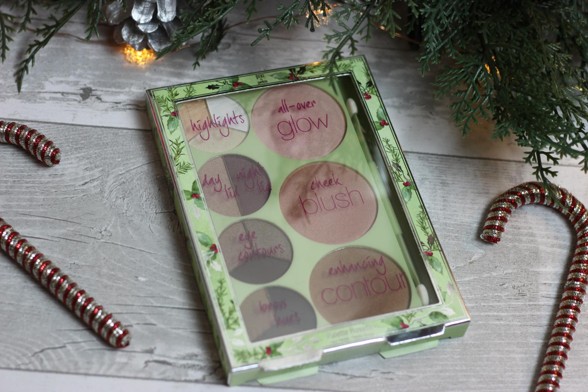 Pixi by Petra Christmas Collection Palette Rosette