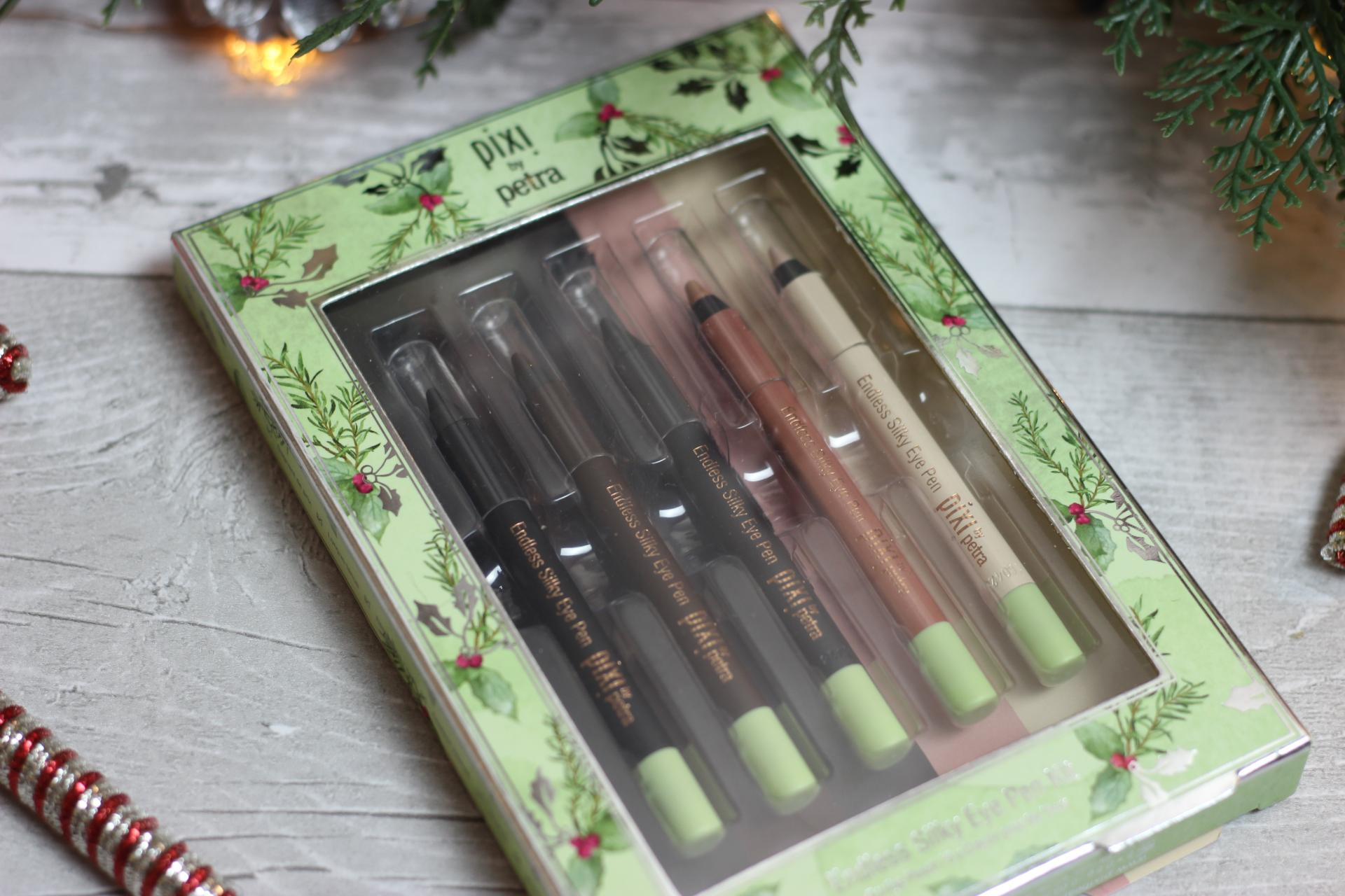 Pixi by Petra Christmas Collection Endless Silky Eye Pens